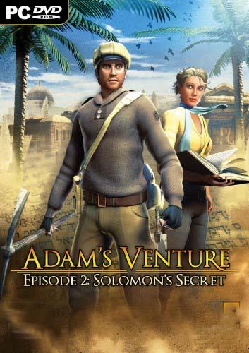 Adam's Venture 2: Solomons Secret (2011) | Repack by [GOG]